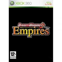 Jaquette de Dynasty Warriors 6 Empires Xbox 360