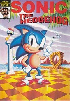 Sonic the Hedgehog (Original) (Megadrive)