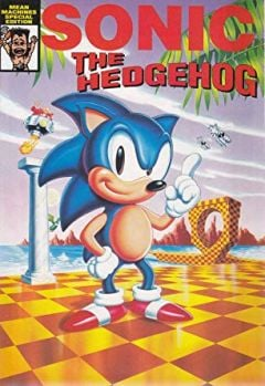 Jaquette de Sonic the Hedgehog (Original) GameGear