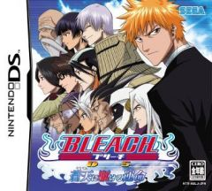Jaquette de Bleach : The Blade of Fate DS