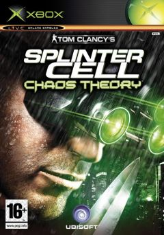 Jaquette de Splinter Cell : Chaos Theory Xbox