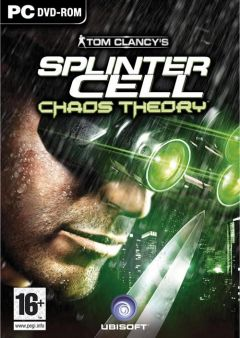 Jaquette de Splinter Cell : Chaos Theory PC