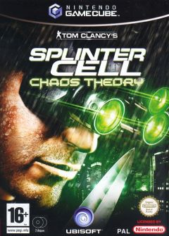 Jaquette de Splinter Cell : Chaos Theory GameCube