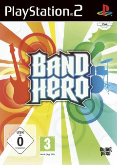Jaquette de Band Hero PlayStation 2