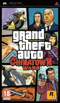 Grand Theft Auto : Chinatown Wars (PSP)