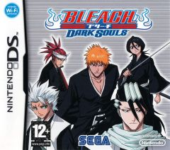 Jaquette de Bleach : Dark Souls DS