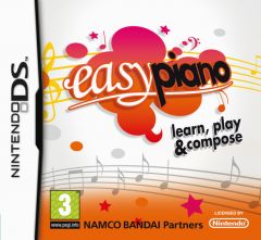Jaquette de Easy Piano DS
