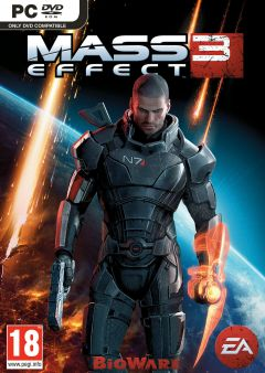 Jaquette de Mass Effect 3 PC
