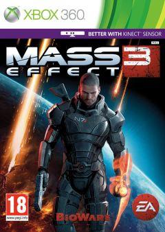 Jaquette de Mass Effect 3 Xbox 360