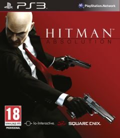 Jaquette de Hitman Absolution PlayStation 3