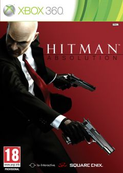 Jaquette de Hitman Absolution Xbox 360