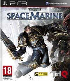 Jaquette de Warhammer 40.000 : Space Marine PlayStation 3