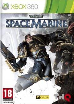 Jaquette de Warhammer 40.000 : Space Marine Xbox 360