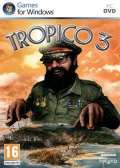 Jaquette de Tropico 3 PC