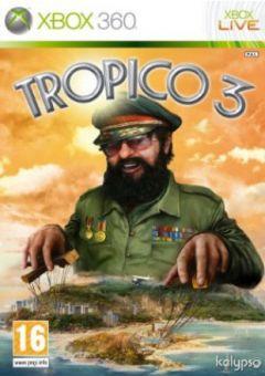 Jaquette de Tropico 3 Xbox 360