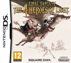 Final Fantasy : The 4 Heroes of Light (DS)