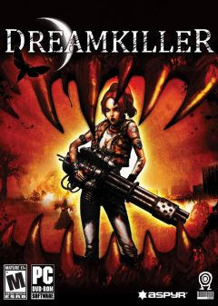 Jaquette de Dreamkiller PC