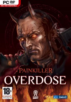 Jaquette de Painkiller : Overdose PC