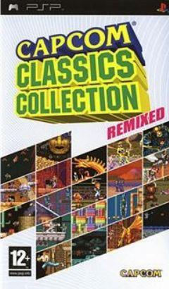 Jaquette de Capcom Classics Collection : Remixed PSP
