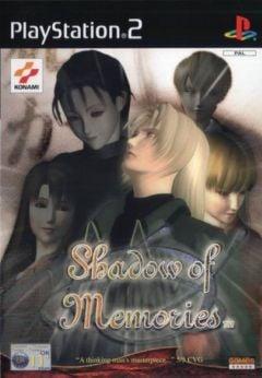 Jaquette de Shadow of Memories PlayStation 2