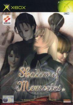 Jaquette de Shadow of Memories Xbox