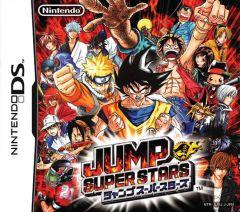 Jaquette de Jump Super Stars DS