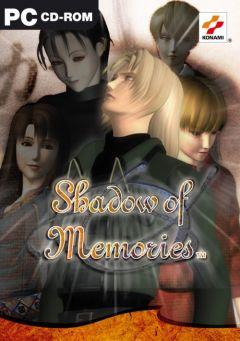 Jaquette de Shadow of Memories PC