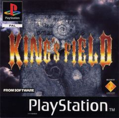 Jaquette de King's Field PlayStation