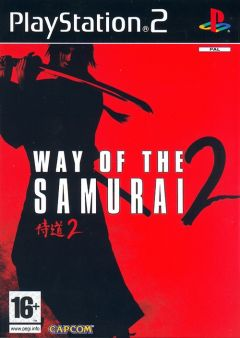 Jaquette de Way of the Samurai 2 PlayStation 2