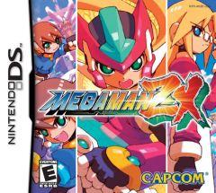 Jaquette de Mega Man ZX DS