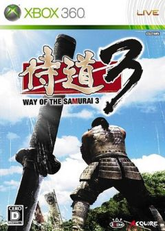 Jaquette de Way of the Samurai 3 Xbox 360