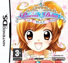 Jaquette de Princess Debut : le Bal Royal DS