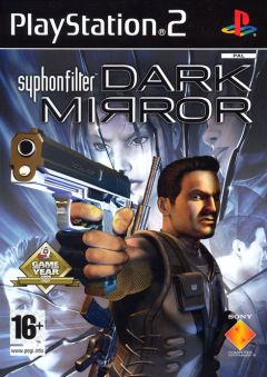 Jaquette de Syphon Filter : Dark Mirror PlayStation 2