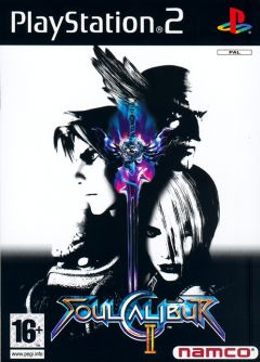 Jaquette de SoulCalibur II PlayStation 2