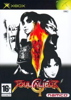 Jaquette de SoulCalibur II Xbox