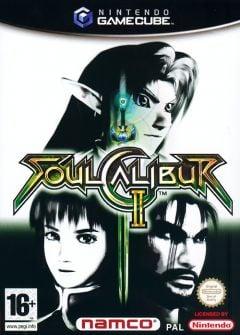 Jaquette de SoulCalibur II GameCube