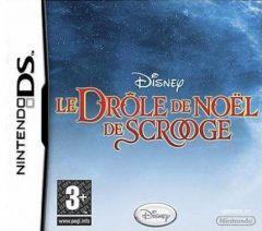 Jaquette de Le Drôle de Noël de Scrooge DS