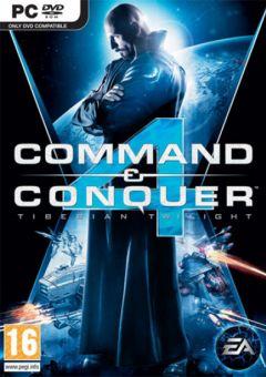Jaquette de Command & Conquer 4 : Le Crépuscule de Tiberium PC