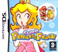 Jaquette de Super Princess Peach DS