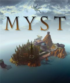 Jaquette de Myst PC