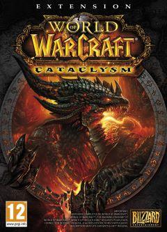Jaquette de World of Warcraft : Cataclysm PC