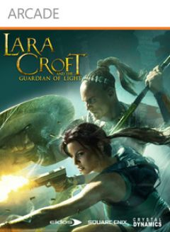 Jaquette de Lara Croft and the Guardian of Light Xbox 360