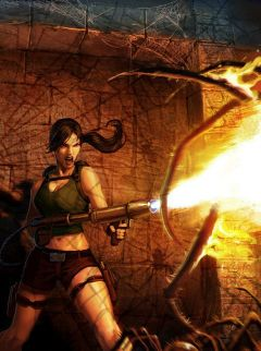 Jaquette de Lara Croft and the Guardian of Light PC