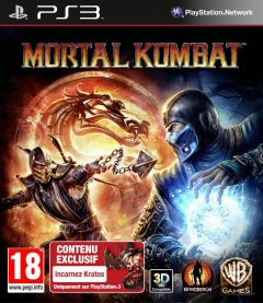 Jaquette de Mortal Kombat PlayStation 3