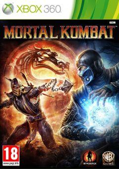 Jaquette de Mortal Kombat Xbox 360