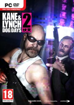 Jaquette de Kane & Lynch 2 : Dog Days PC