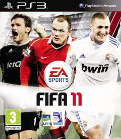 Jaquette de FIFA 11 PlayStation 3