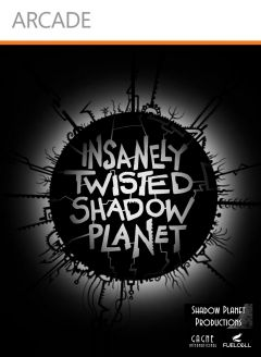 Jaquette de Insanely Twisted Shadow Planet Xbox 360