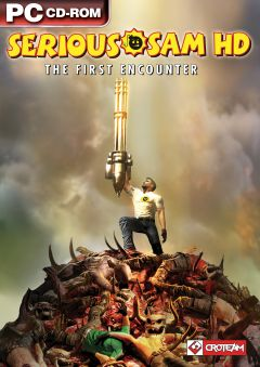 Jaquette de Serious Sam HD : The First Encounter PC