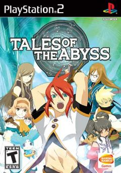 Jaquette de Tales of the Abyss PlayStation 2